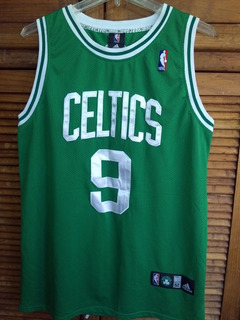 Jersey Boston Celtics Rondon Nba adidas Bordado Talla Xl Adu
