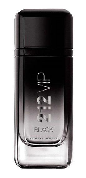 Perfume 212 Vip Black Carolina Herrera Edp 100ml