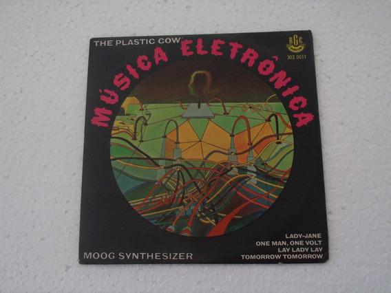 The Plastic Cow - Música Eletrônica - Compacto, Edição 1970