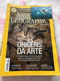10 Revistas National Geographic De 2015