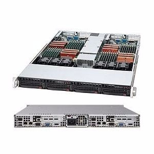 Servidor Supermicro 16gb Ram 4 Intel Xeon Quad Core 1tb Sata