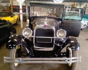 Ford Modelo A 1929 Tudor Lindíssimo