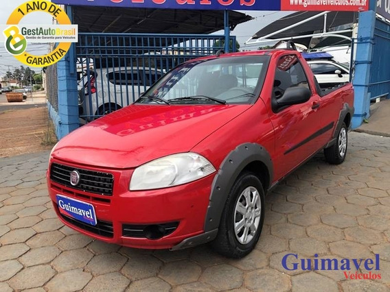 Fiat Strada 1.4 8v Mpi Working Cs Flex 2p Manual