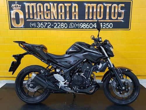 Yamaha  Mt  03  Abs  - Preta  - 2019 - Km 12.000