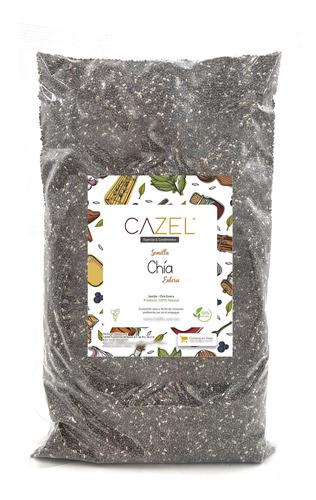 Imagen 1 de 2 de Semilla De Chía Calidad Premium 1kg