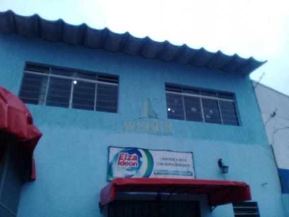 Salão Para Alugar, 30 M² Por R$ 750/mês - Jardim Nomura - Cotia/sp - Sl0023