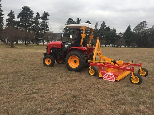 Tractor Roland H025 4x2 25hp, 3 Puntos, Tdf, Salidas Hidraul