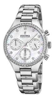 Reloj Festina Dama Mademoiselle F20401.1 + Envio Gratis