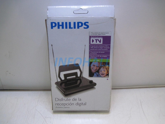 Antena Digital Philips Passiva Sdv1125t/55