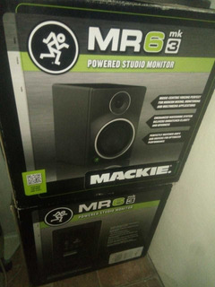 Mackie Mr6