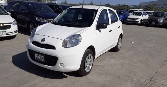 Nissan March 5p Active L4/1.6 Man A/a