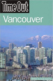 Livro Time Out: Vancouver Editors Of Time Out