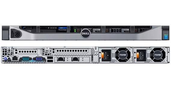 Servidor Dell Poweredge R630 - 64gb - 3,2tb - Seminovo!!!