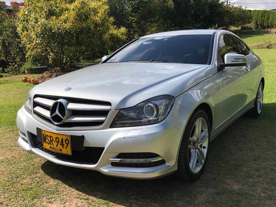 Mercedes Benz Clase C C250 Coupe 2013