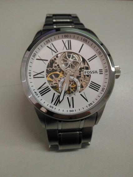 Relógio Fossil Automático Seminovo Bq 2241