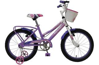 Bicicleta Tomaselli Lady Rodado 16 Mujer