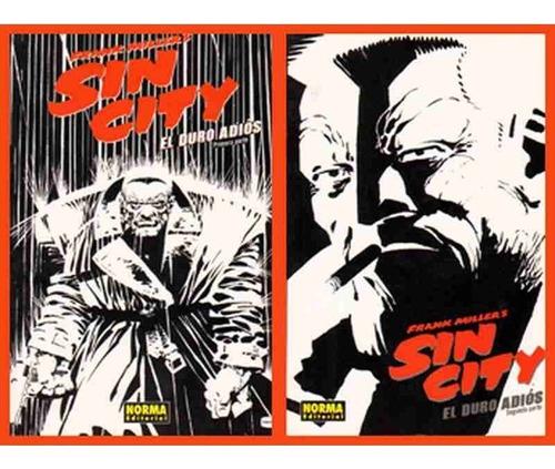 Imagen 1 de 4 de Sin City El Duro Adiós. 2 Volúmenes / Frank Miller