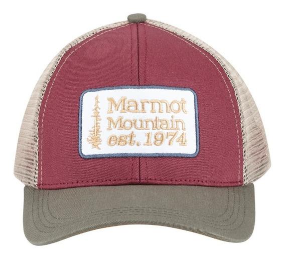 Gorro Retro Trucker Marmot