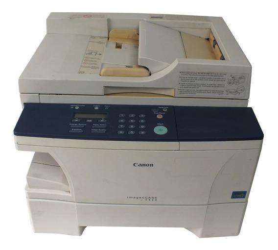 Impressora Canon Laser Imageclass D860 Preto E Branco A9762