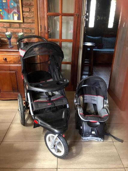 Sistema De Viaje Babytrend Expedition Jogger Cochecito