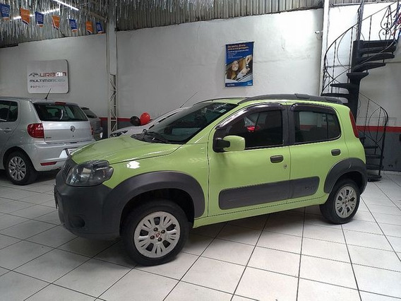 Fiat Uno 1.0 Evo Way 8v 2011