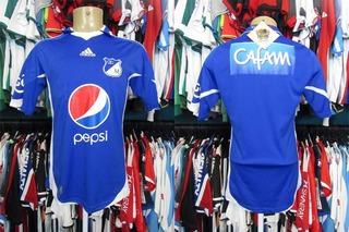 Millonários 2010 Camisa Titular Tamanho P.