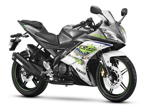 Yamaha R15 Deportiva Financia En 60 Cuotas Delcar Motos®