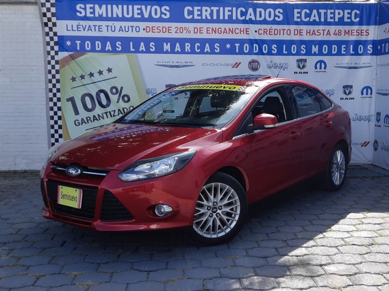 Ford Focus Sport At Rojo 2014