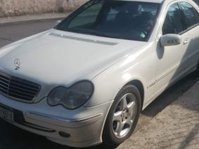 Mercedes-benz Clase C 1.8 200 Kompressor Avantgarde Mt 2003