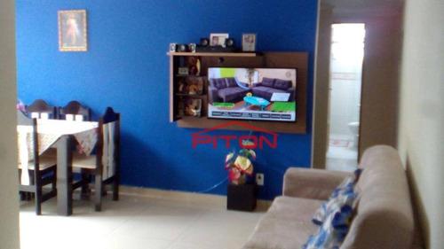 Imagem 1 de 15 de Apartamento À Venda, 68 M² Por R$ 235.000,00 - Cidade Antônio Estevão De Carvalho - São Paulo/sp - Ap1218