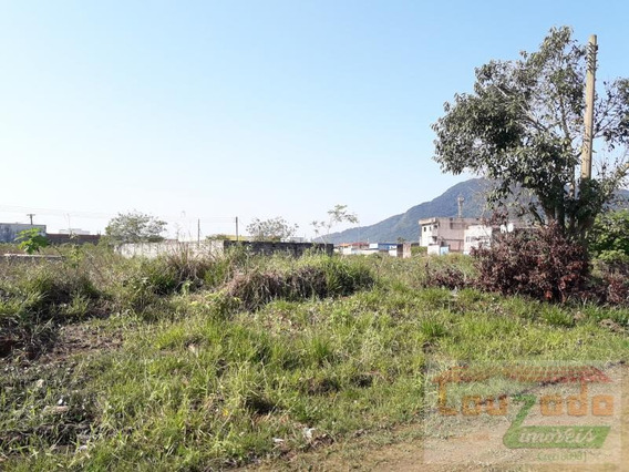 Terreno Para Venda Em Peruíbe, Res. Parque Daville - 2607