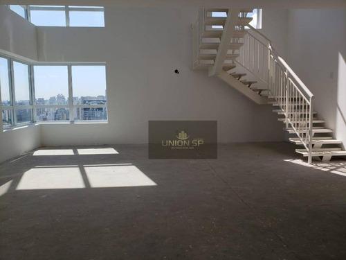 Cobertura Com 4 Dormitórios À Venda, 312 M² Por R$ 3.900.000,00 - Brooklin - São Paulo/sp - Co1766