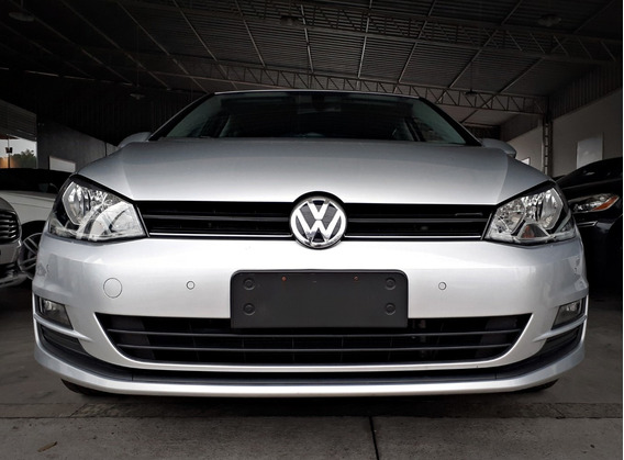 Volkswagen Golf Comfortline 1.4. Prata 2014/15