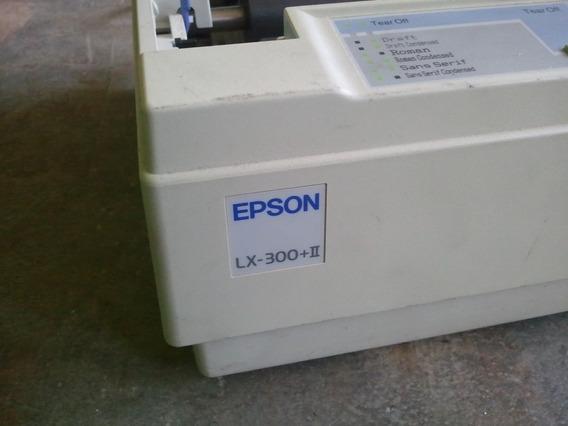 Impresora Fiscal Epson Lx300 Ii