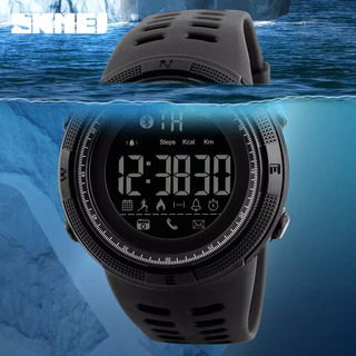 Relógio Skmei 1250 Smartwatch Minas Gerais Digital Esportivo