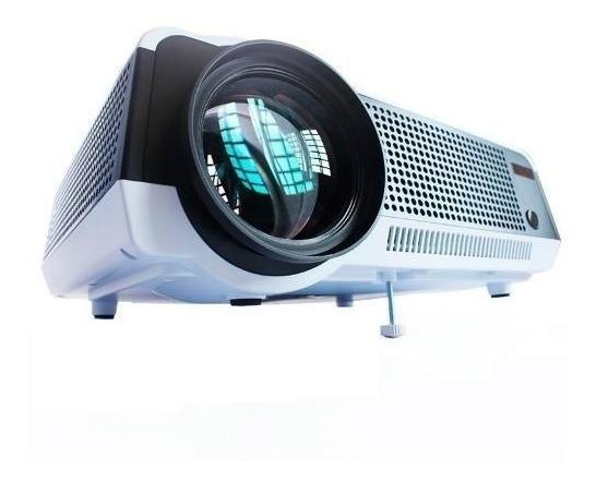 Projetor Data Show 3800 Lumens Led Assisti Filme Cinema Hdmi