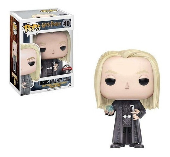 Funko Pop! Harry Potter Lucius Malfoy 40 Special Edition