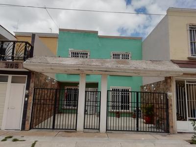 Preciosa Casa En Venta En San Lucia Agusacalientes