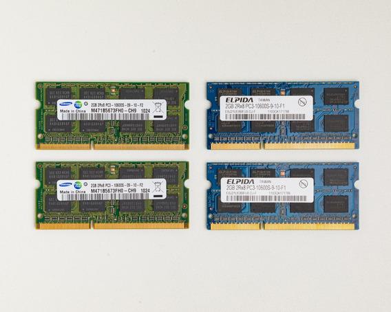 Memoria Ram Ddr3 8gb (4x2gb) 1333mhz - iMac, Macbook