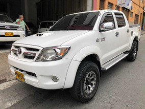 Toyota Hilux Diesel 3.0 Mecánica 2009