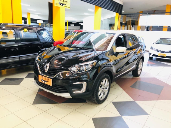 Renault Captur Zen X-tronic 1.6 2017/2018 (7484)