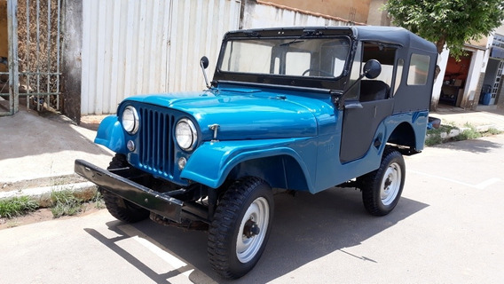 Willys Overland 1957 Jeep Cj-5