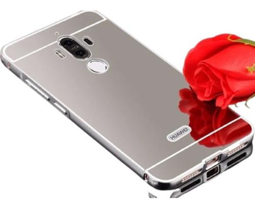 Estuche Protector Bumper Aluminio Huawei Mate 9 Lite