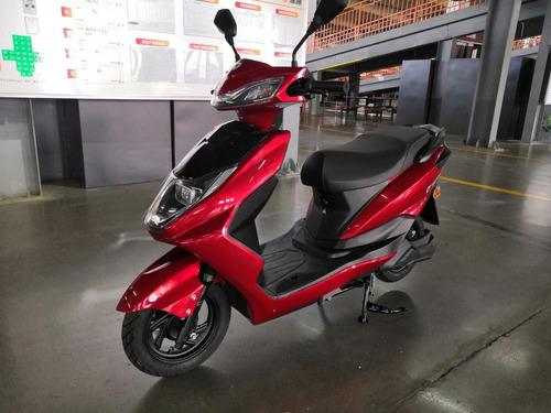 Moto Eléctrica Yadea - Modelo - Luna!