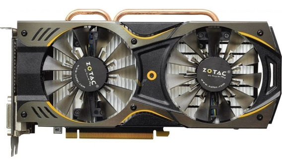 Placa De Vídeo Gtx 950 2gb Zotac Dual Fan Seminova