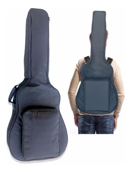 Gig Bag Capa Violao Acolchoada Classico Mellody Ka6 - Loja