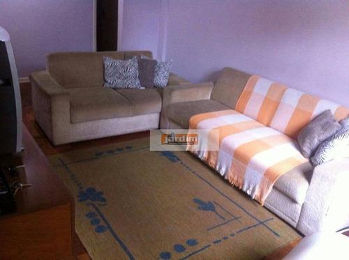 Imagem 1 de 7 de Apartamento Com 3 Dormitórios À Venda, 94 M² - Santa Teresinha - Santo André/sp - Ap5239