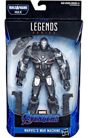 Marvel Legends War Machine Endgame