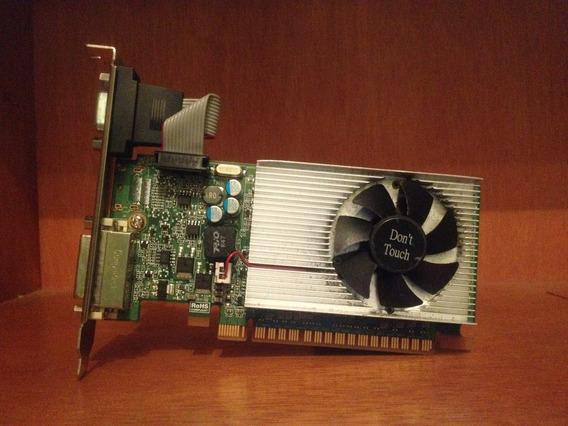 Tarjeta De Video Nvidia P1310 Gforce Gt-610 1gb 64bits