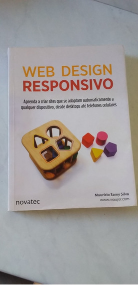 Livro - Web Design Responsivo